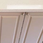 ドアパネル ハンドル