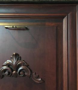 キッチンパネルの写真3
